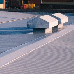 Tar Felt Waterproofing, for Terrace, Bituminous