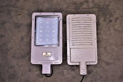 20W LED SOLAR SEMI INTEGRATED STREETLIGHT