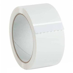Credible Industries Self Adhesive White PVC Tape Roll, Size: 18 Mm, For For Wiring