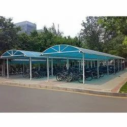 Bicycle Parking Shed