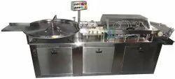 Online Linear Vial Washing Machine