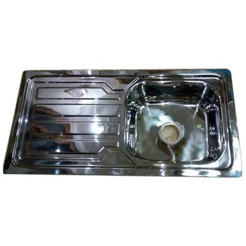 Radium Kitchen Sinks Square Stainless Steel