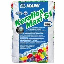 Mapei Keraflex Maxi S1 Tile Adhesives, Pack Type: Plastic Pack, Packaging Size: 25 Kg