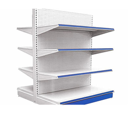 Double Side Display Racks
