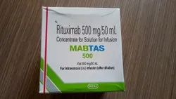Rituximab 500 Mg Concentrate For Solution For Infusion