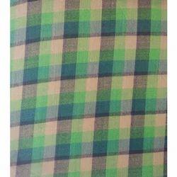 Fancy Check Shirting Fabric