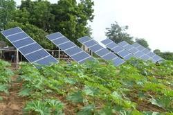 Solar Agricultural Water Pumping System for Commercial