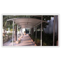 MS Walkway Covering Structure
