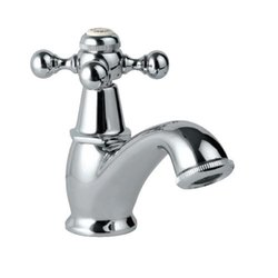 Chrome Brass Jaquar Basin Tap, For Kitchen