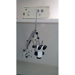 Wall Mounted Microscope