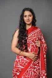 Exclusive Designer Cotton Saree