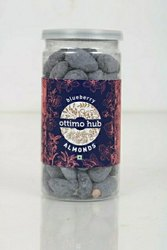 Ottimo Hub Blueberry Almonds, Packaging Type: Plastic Jar, Packaging Size: 125 Grams