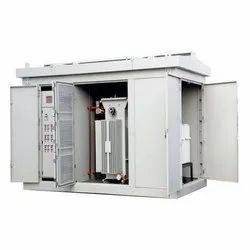 Dry Type/Air Cooled 50 Hz compact Substation service