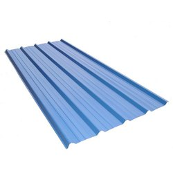 Metal Roofing Sheet, Thickness Of Sheet: 0.5 To 0.60 Mm