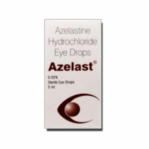 Azelast Eye Drops