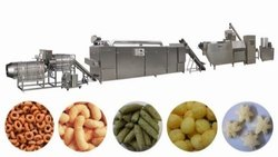 Fully Automatic Corn Puff Snacks Processing Line