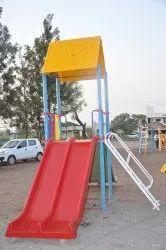 FRP Playground Deluxe Plane Slide SE-016