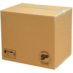 3 Ply Printed Corrugated Box