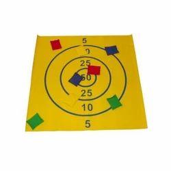 Floor Target Toss Mat