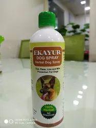 Ekayur Herbal Dog Spray