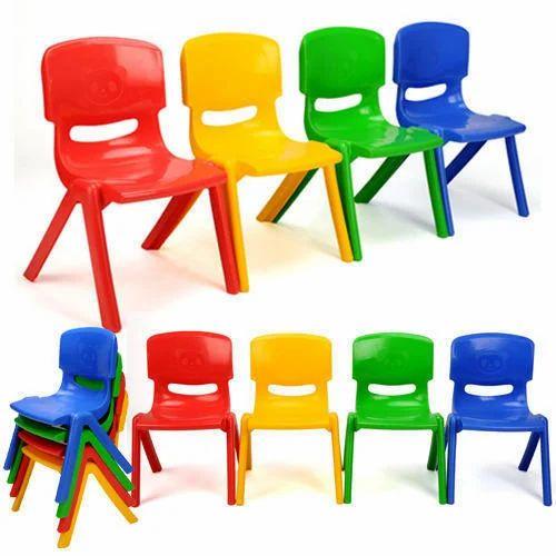 Play School Plastic Chair, Rs 220 /piece, Arjun Toys