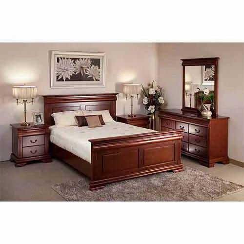 Black Bedroom Furniture Rs 10000 Piece Patel Electronics Id 16472134191