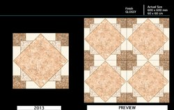 Lexomo Multicolor Best Price Tiles, 15.5 Ft, Thickness: 8 - 10 mm