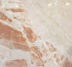 Polished Finish Orange Breccia Marble, Thickness: 12-18 mm