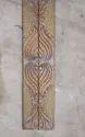 Safety Glass Ceramic Border Tile