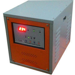 5 KVA Digital Single Phase Servo Voltage Stabilizer