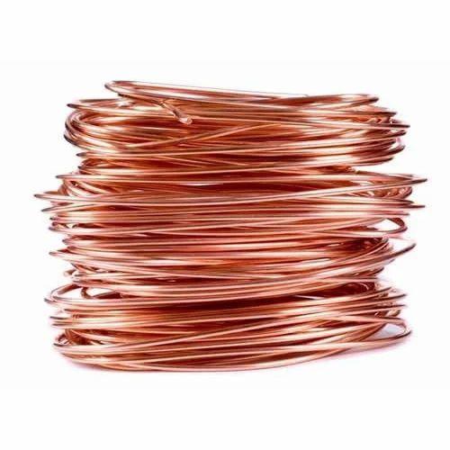 Tinsel Flexible Copper Wire, ताम्बे की तार - Sri Annai ...