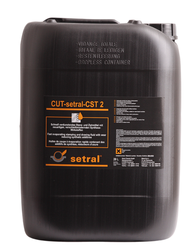 CUT-Setral-CST 2 Stamping and Drawing Fluid