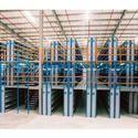 Steel Pallet Storage System