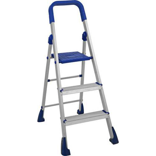 Awesome Maple 3 Step Folding Ladder Alphanode Cool Chair Designs And Ideas Alphanodeonline