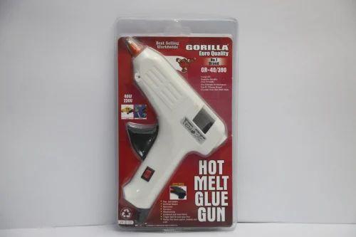 Gorilla Euro Quality 40 W Hot Melt Glue Gun