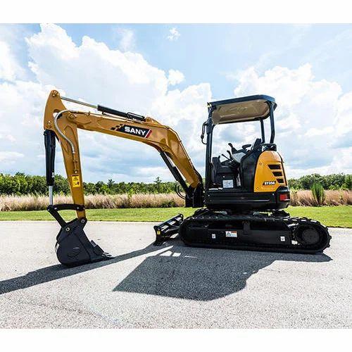 Sany Sy35u Tier 4f 3 79 Ton Excavator