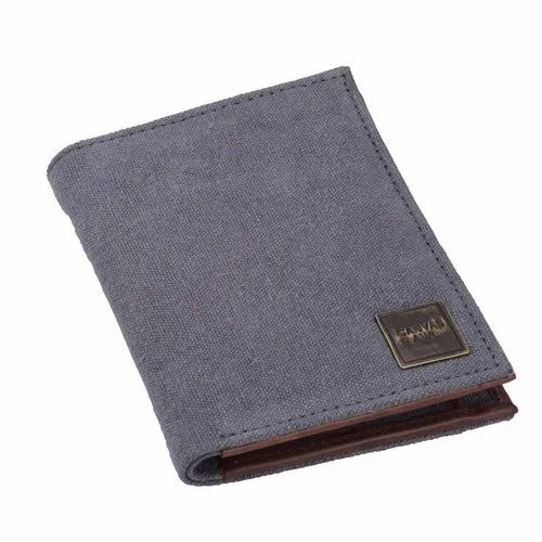 542e8eecd Canvas & Awl Men''s Canvas Wallet Notecase, Gents Leather Wallet ...