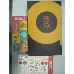 Duplex Bord Paper Food box Printing Service, in Mumbai