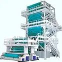 Ocean International Blue And White Multilayer Extrusion Making Machine