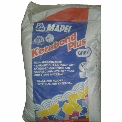 Stone Mapei Kerabond Plus Grey Tile