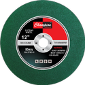 12 Green Cutting Wheel