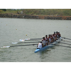 Coxed Eight Rowing Boats