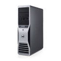 Up To 72 Gb Dell Refurbished T5500 Tower Workstation, Model Name/number: T-5500