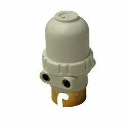 Ceramic Bulb Holder, Base Type: B22