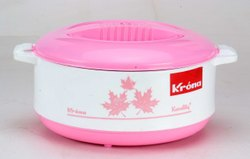 Kwality Plastic Casserole (Hot Spot 2500), For Home, Capacity: 2500ml