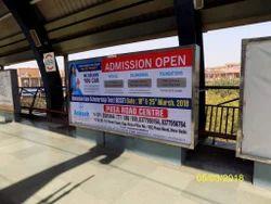 Led Indian Metro Station Advertisement Service