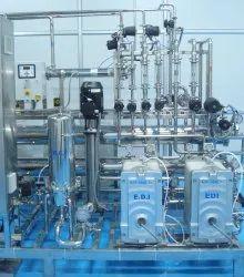 Deionization System