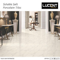 Soluble Vitrified Tiles