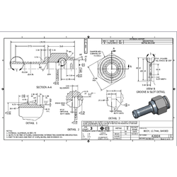 Mechanical Cad Drafting Service, in Whole World