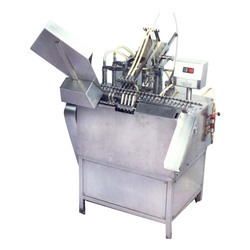 Single Head Ampoule Filling Sealing Machine